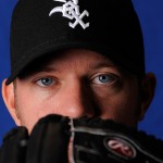 Jake Peavy brings a new level of intensity to the Chicago White Sox