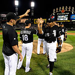 White Sox-1st Place at the All-Star Break?  Yessss!