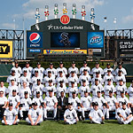 Taking the White Sox Team Photo-Behind the Scenes Insight on My Tips, Tricks and Lighting Techniques