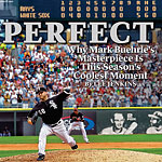 How to Photograph A Perfect Game - THE PICTURE is What Matters
