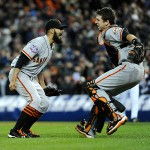 The Giants Win the 2012 World Series - The Trophy Returns to San Francisco!