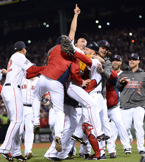 On Assignment – The Boston Red Sox Win the 2013 World Series