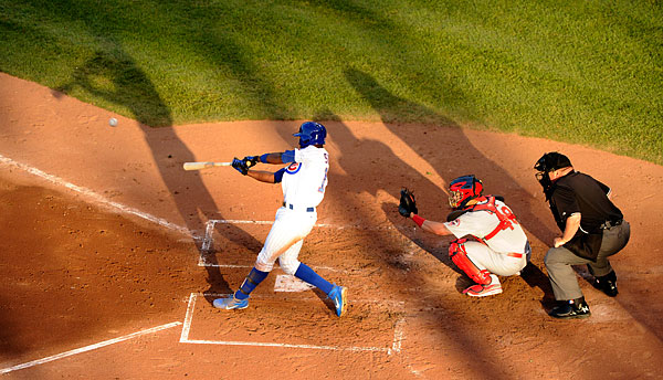 St. Louis Cardinals v. Chicago Cubs